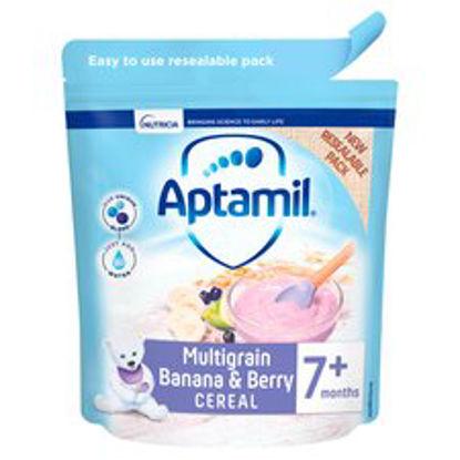 Picture of Aptamil Multigrain Banana & Berry Cereal 200G
