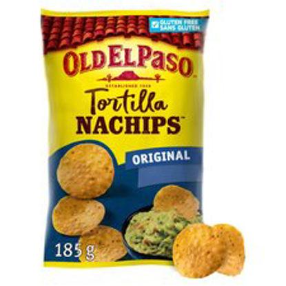Picture of Old El Paso Nachips Original 185G