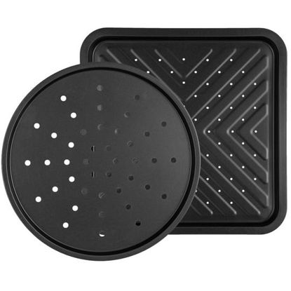 Picture of Wham 2 Piece Pizza and Crisper Tray Set