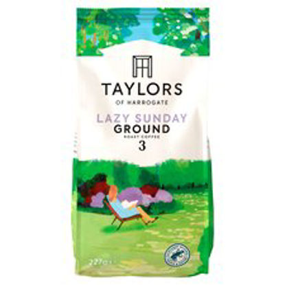 Picture of Taylors of Harrogate Lazy Sunday Ground Coffee, 227g