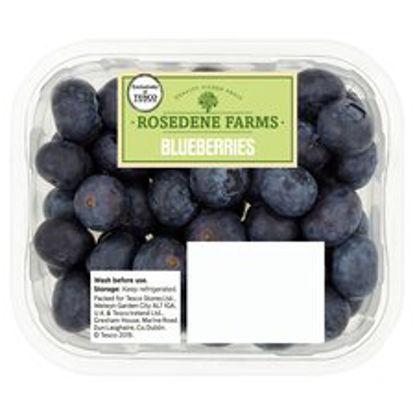 Picture of Rosedene Farms Blueberries 125G