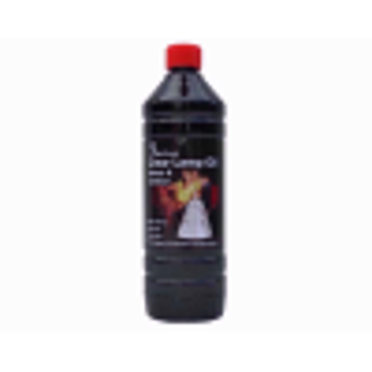 Picture of Bird Brand Clear Lamp Oil - 1 Litre - Box of 12.