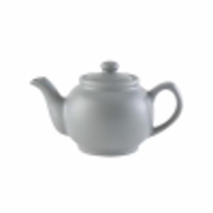 Picture of Price & Kensington 2 Cup Teapot, Matt Grey