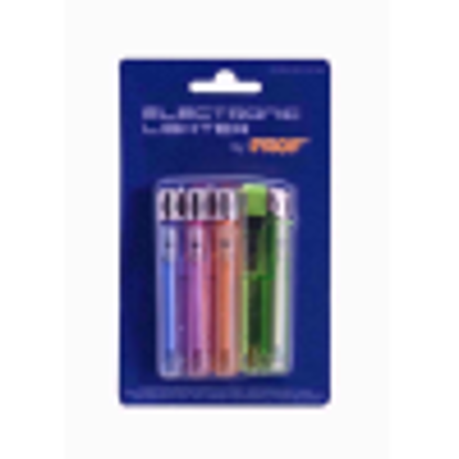 Picture of PROF 5 ELECTRONIC LIGHTERS