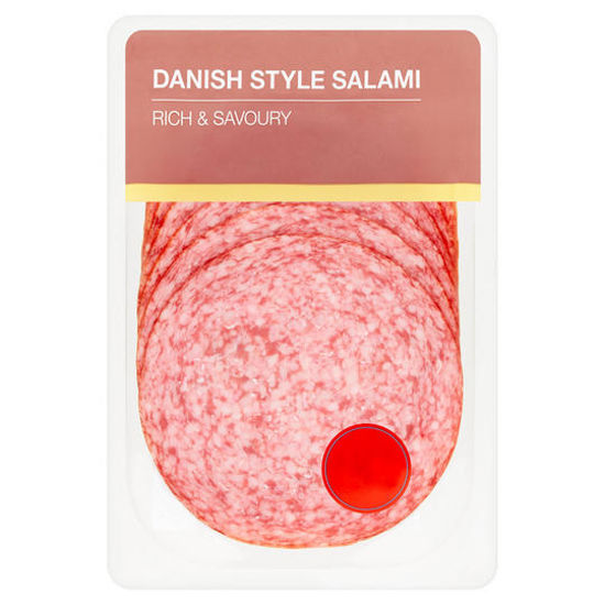 Picture of Danish Style Salami 120g