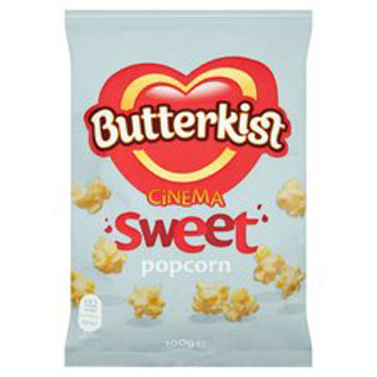 Picture of Butterkist Cinema Sweet Popcorn 100G