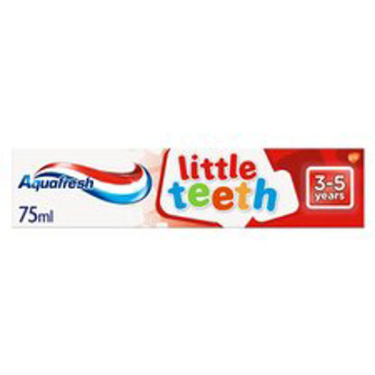 Picture of Aquafresh Little Teeth 3-5 Years Tooth Paste 75Ml