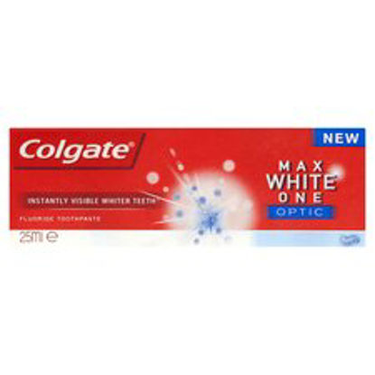 Picture of Colgate Toothpaste Max Optic 25Ml