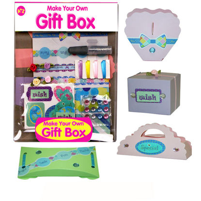 Picture of Make Your Own Gift Box