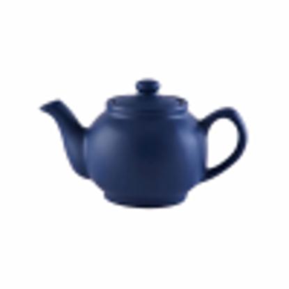 Picture of Price & Kensington 2 Cup Teapot, Matt Navy Blue
