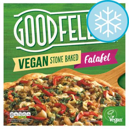 Picture of Goodfella's Vegan Falafel Pizza 377G