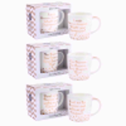 Picture of BOXED MUG ASSTD GIN SAYINGS