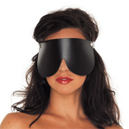 Picture of Leather Blindfold
