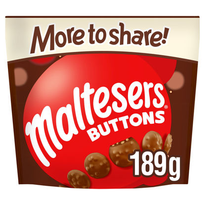Picture of Maltesers Buttons More To Share Pouch 189G