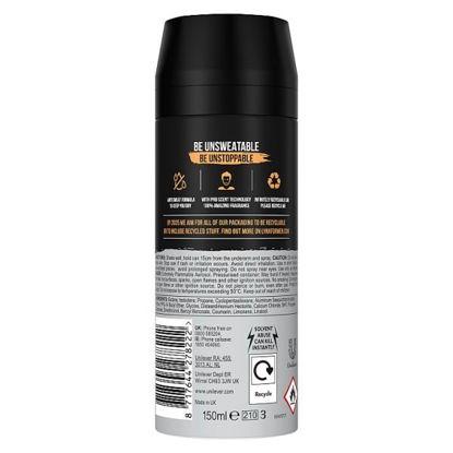 Picture of Lynx Dry Dark Temptation Aerosol Deodorant 150ml