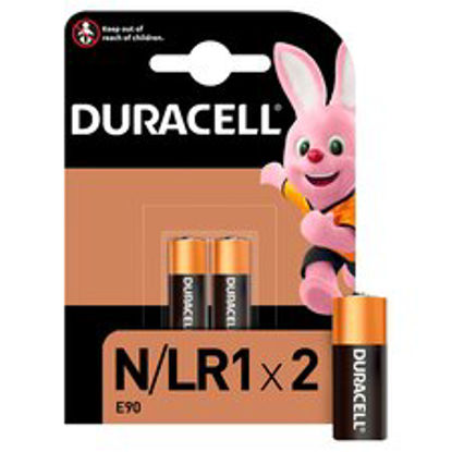 Picture of Duracell Specialty Type N Alkaline Battery (Pack of 2)