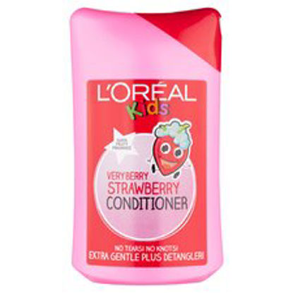 Picture of L'oreal Kids Berry Strawberry Conditioner 250Ml