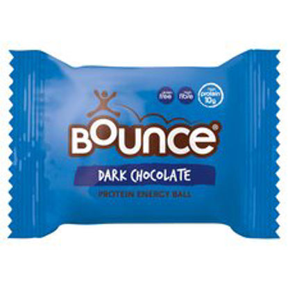 Picture of Bounce Dark Chocolate Protein Energy Ball 40G