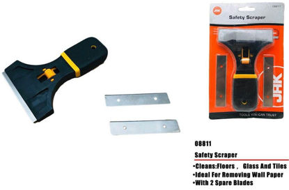 Picture of Safety Scraper With 2 Extra Blades