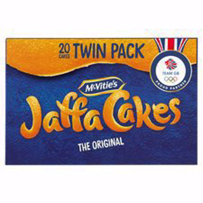 Picture of Mcvities Jaffa Cakes Twin Pack