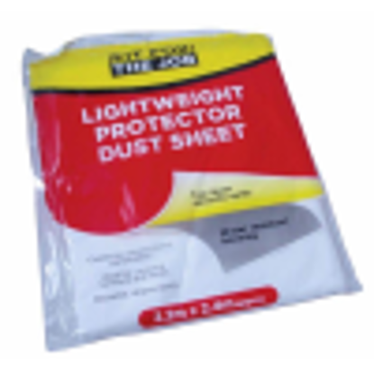 Picture of FIT FOR THE JOB L/WEIGHT PROTECTOR DUST SHEET