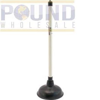Picture of PRIMA PVC TOILET PLUNGER 15CM