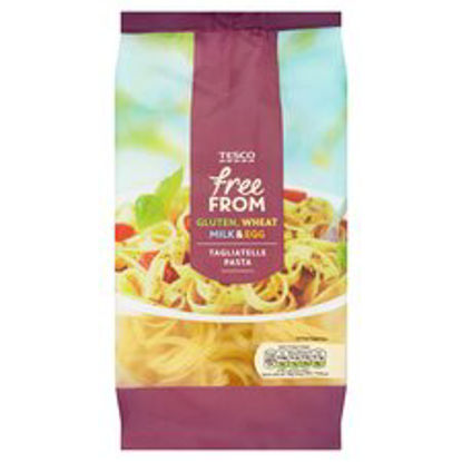 Picture of Tesco Free From Tagliatelle 250G