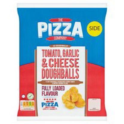 Picture of Pizza Company Cheese & Tomato Doughballs 200G