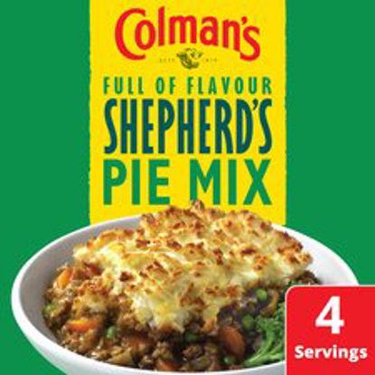 Picture of Colman's Shepherd's Pie Recipe Mix 50G