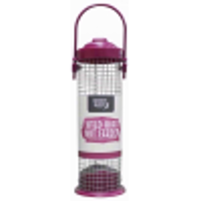 Picture of Kingfisher BF001 Standard Nut Feeder - Red