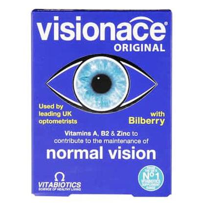 Picture of Vitabiotics Visionace Original - 30 Tablets