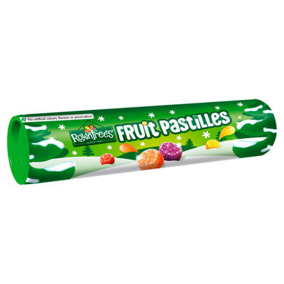 Picture of Rowntrees Fruit Pastilles Tube 125G