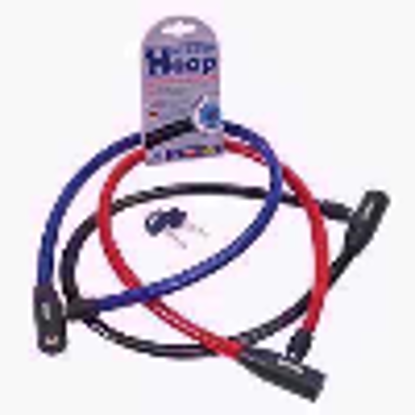 Picture of Oxford Hoop Essential Cable Lock - Blue