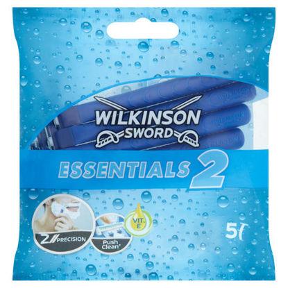 Picture of Wilkinson Sword Essentials 2 Men's Disposable Razors x 5