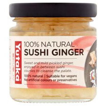 Picture of Yutaka Natural Sushi Ginger 120G