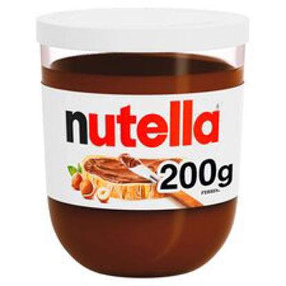 Picture of Nutella Hazelnut Chocolate Spread 200G