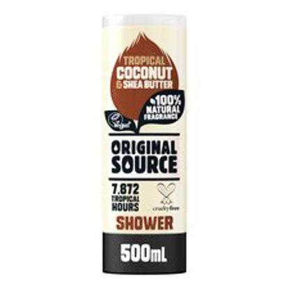 Picture of Original Source Coconut Shower Gel 500Ml