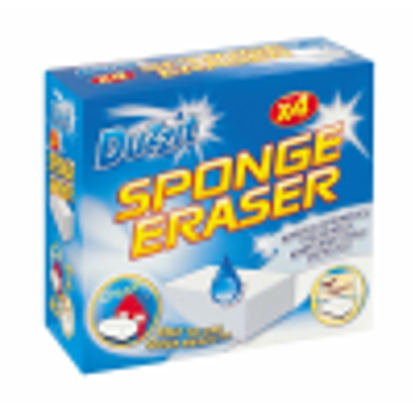 Picture of DUZZIT SPONGE ERASER REMOVES HOUSEHOLD
