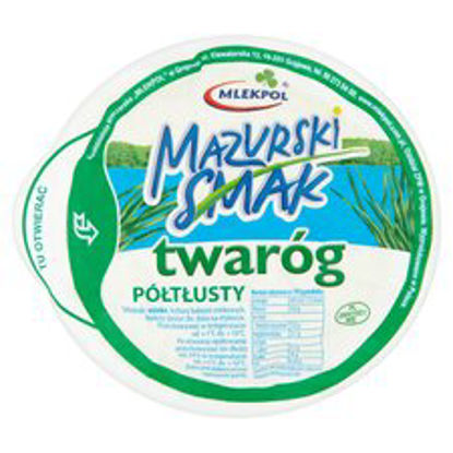 Picture of Mlekpol Mazurski Smak Curd Cheese 450G