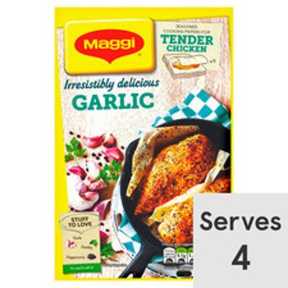 Picture of Maggi So Tender Garlic Chicken 23G