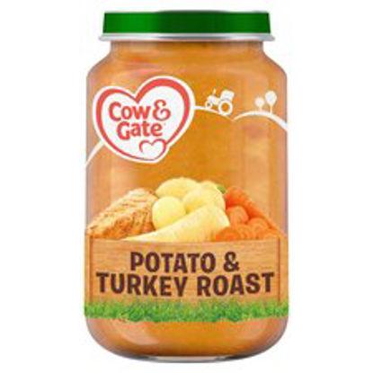 Picture of Cow & Gate Grandma's & Turkey Roast 7Mth+ 200G Jar