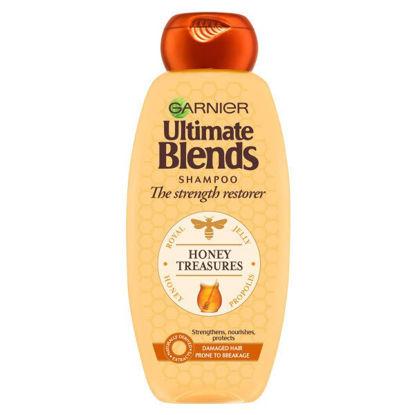 Picture of Garnier Ultimate Blends Honey Strengthening Shampoo 360Ml