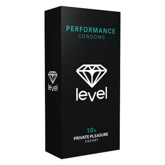 Picture of Level Performance Condoms 10 Pack
