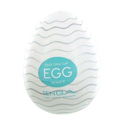 Picture of Tenga Wavy Egg Masturbator