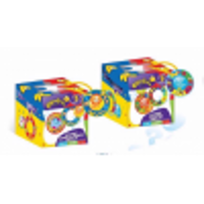 Picture of CBEEBIES MY FIRST ALPHABET CUBE PUZZLE