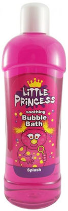 Picture of Little Princess Soothing Bubble Bath - Splash - 1000Ml