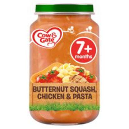Picture of Cow & Gate Butternut Squash Chicken & Pasta 7Mth+ 200G