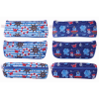 Picture of JUST STATIONERY PENCIL CASE PIRATE