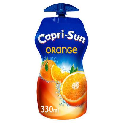 Picture of Capri-Sun Juice Drink Orange, 330ml