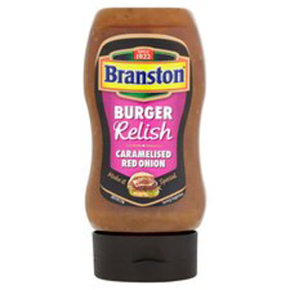 Picture of Branston Relish Caramalised Red Onion 335G